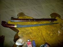 Pedang SUDUK MARU