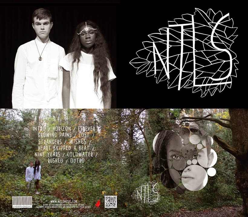 NTLS Self-Titled Digipak Cover