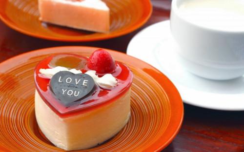 Hình ảnh trái tim love you cho ngày valentine