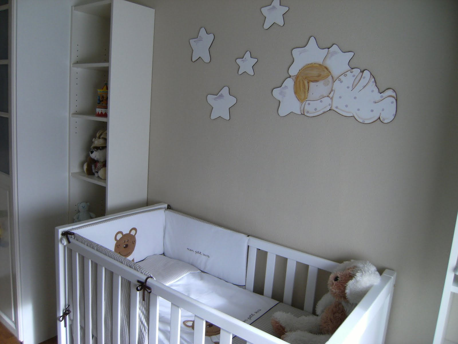 Deco chambre b b chambre d 39 enfant for Decoration chambre d enfant