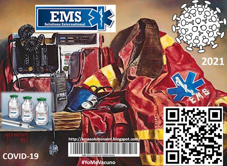 EMS SOLUTIONS INTERNATIONAL by @DrRamonReyesMD marca registrada