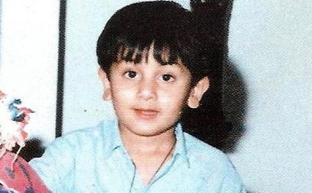 Ranbir Kapoor Childhood Pics - Latest Bollywood News ...