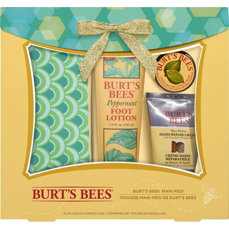 Burt's Bees Mani Pedi holiday collection