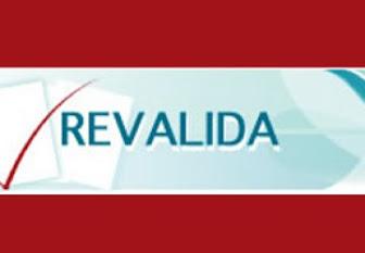 EDITAL REVALIDA 2015