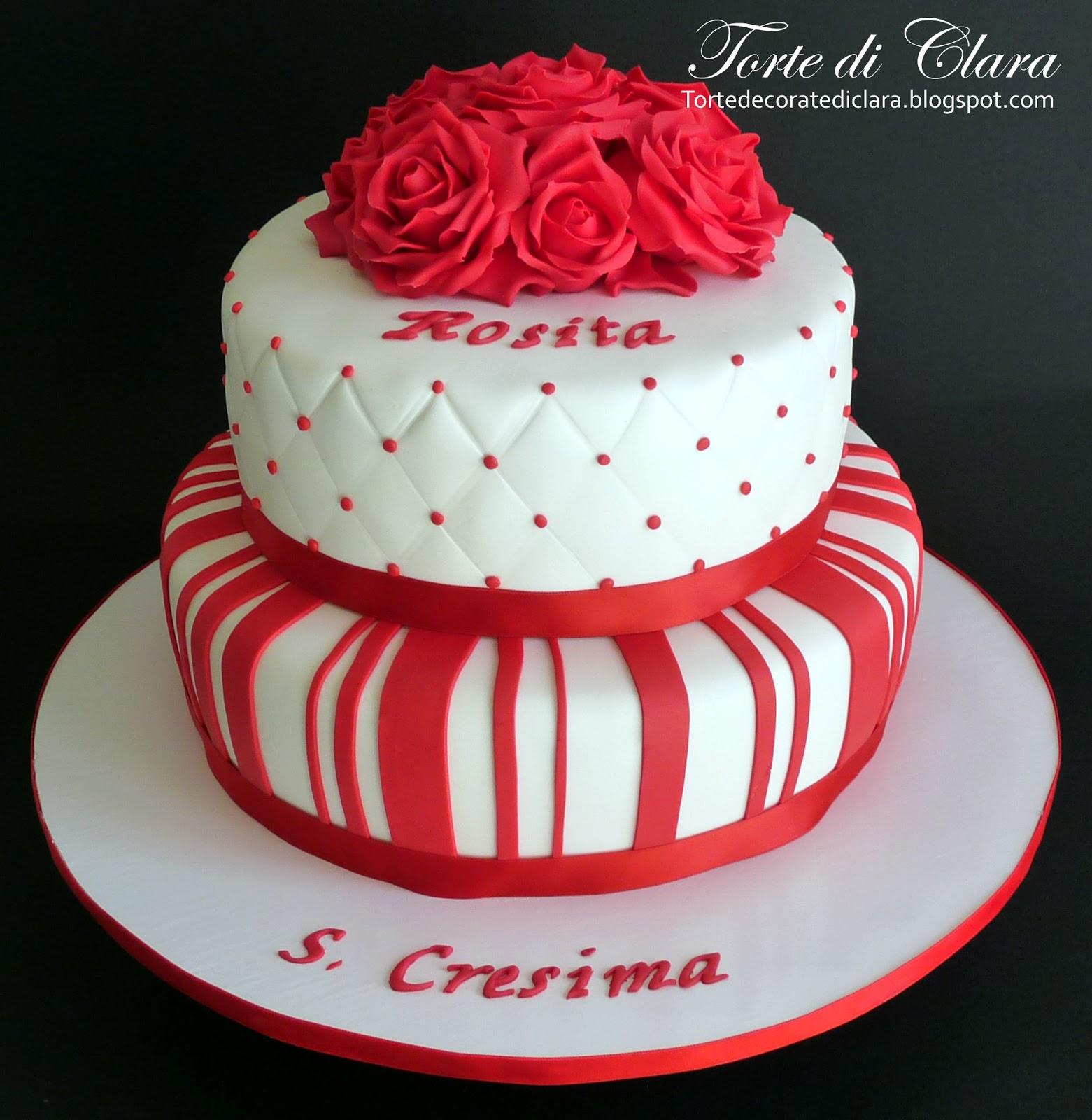 Top Torte di Clara: Torta Cresima TT71