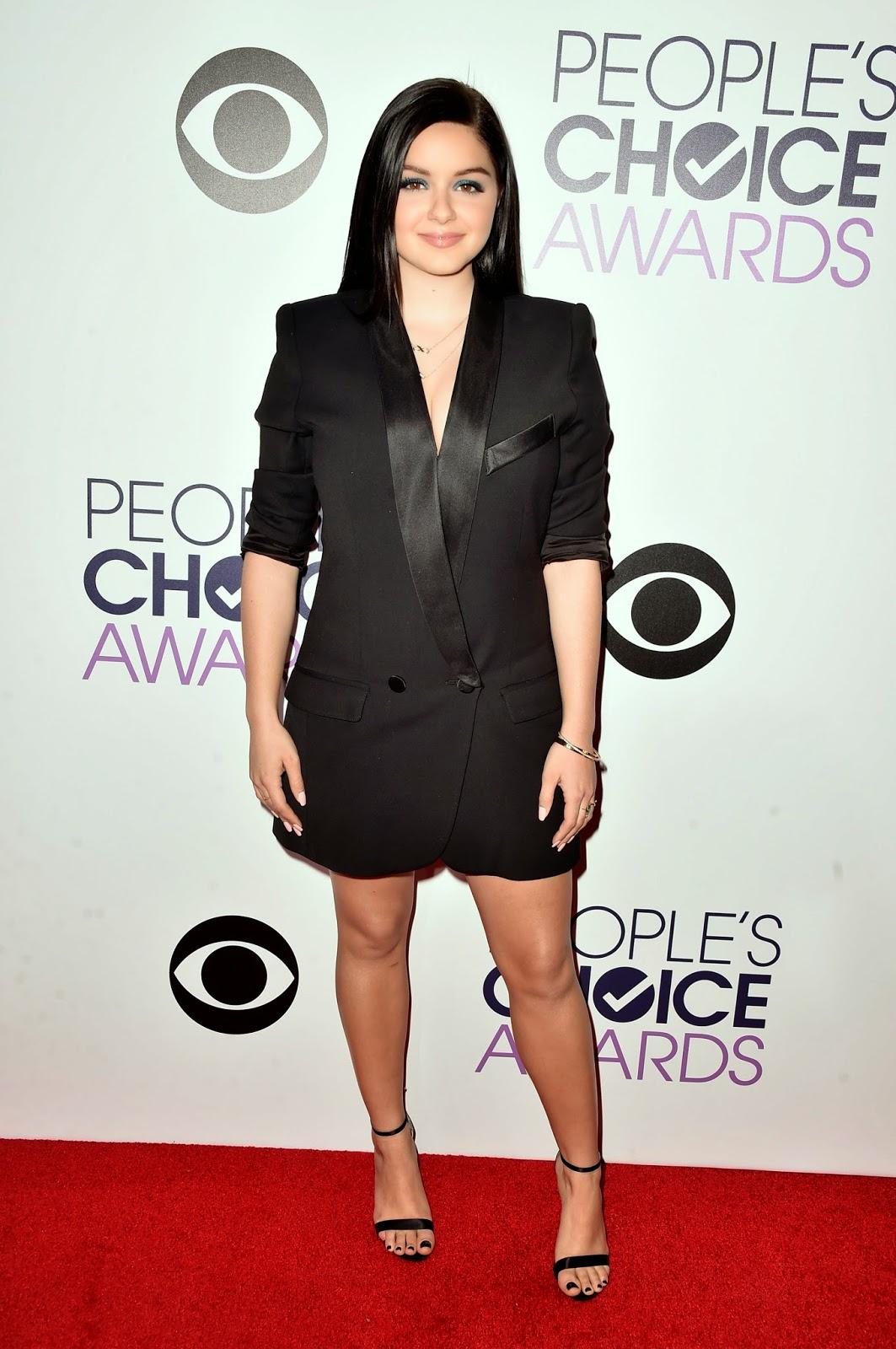 ارييل وينتر في حفل 41st Annual People's Choice Awards