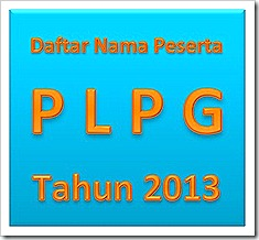 Read more on Nama yang lulus plpg gelombang 5 2013 pdf online .