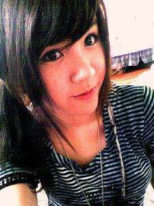 My youngest sister [adik paling manja]