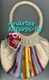ANARTES Moda Crochê Tricô e Acessórios