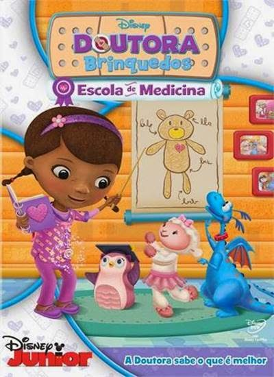 Download Doutora Brinquedos Escola de Medicina AVI Dual Áudio + RMVB Dublado DVDRip Torrent