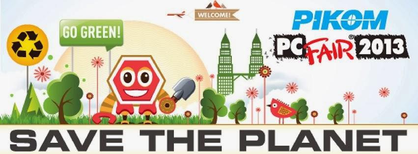 pikom pc fair 2013 disember, lokasi pc fair 2013 bulan disember, pameran it komputer disember 2013
