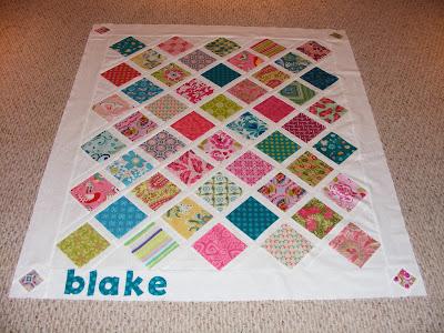 Coloradolady Baby Girl Quilt Baby Lattice Quilt Pattern Best Baby Girl Quilt Patterns