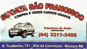 SUCATA SÃO FRANCISCO