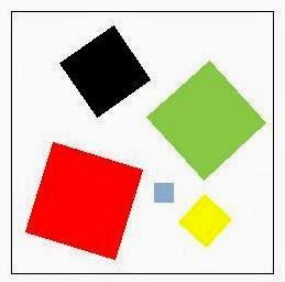 Matem tica clara cuadrados rombos y esas cosas for Plafones cuadrados de pared