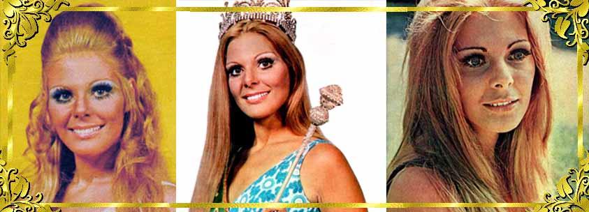 ############## 50 ANOS DA ELEIÇÃO DA MISS BRASIL UNIVERSO 1970 #################