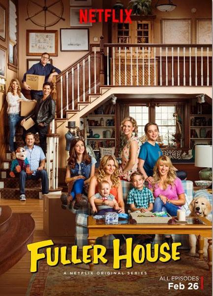 Fuller House (2016-) ταινιες online seires xrysoi greek subs