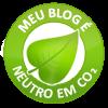 Gesto Verde - Meu blog é neutro em CO2