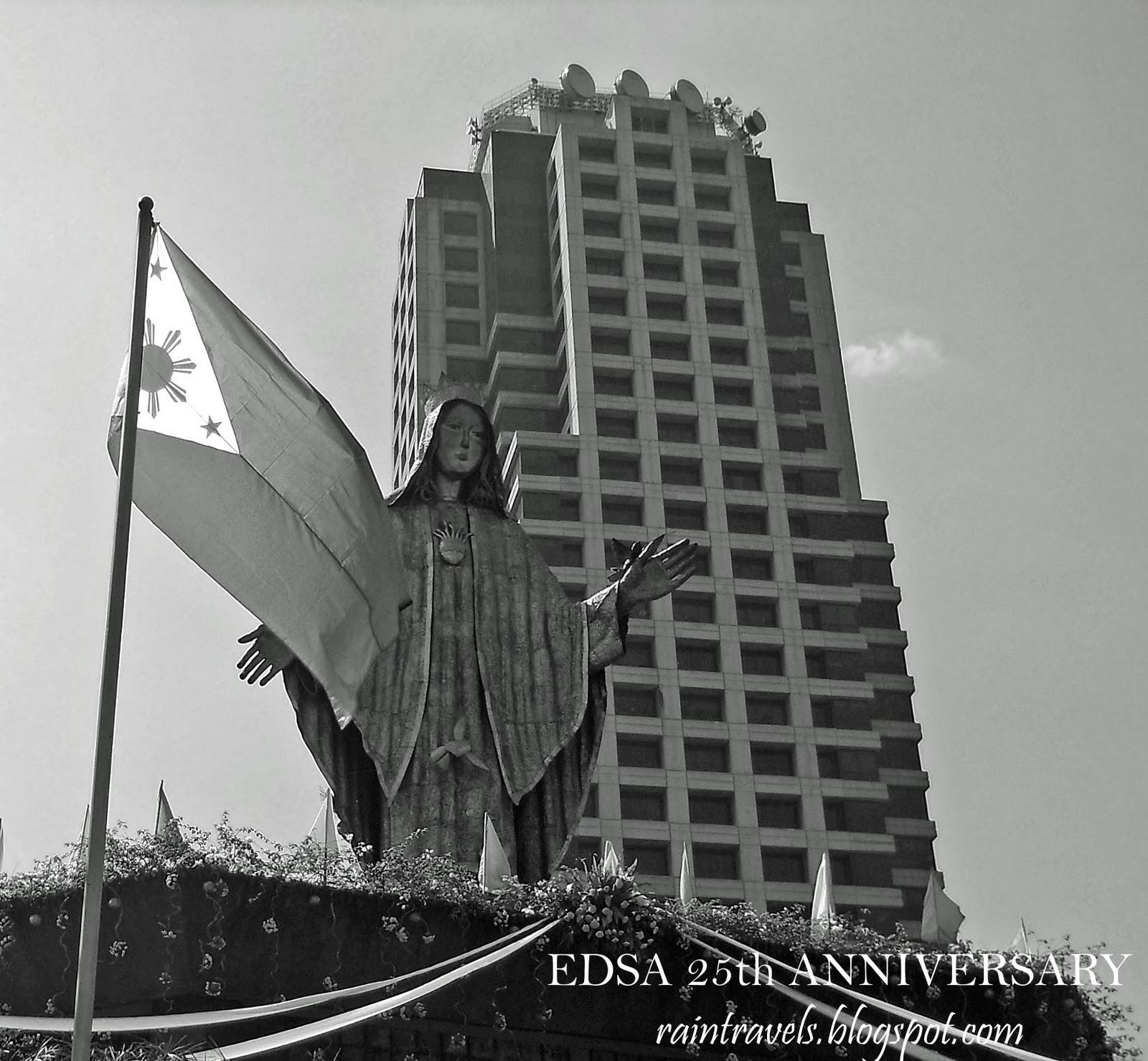 essay of edsa revolution 25th anniversary