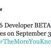 iOS 6 beta 3