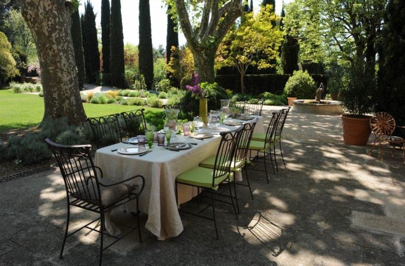 French country style gardens - French style gardens ...