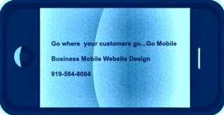 Mobile website design for local businesses in Goldsboro