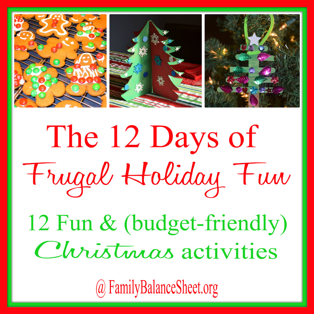 Church christmas programs - Day 7 Of The 12 Days Of Frugal Holiday Fun Attend Christmas Programs At Church