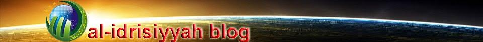 Blog Al-Idrisiyyah