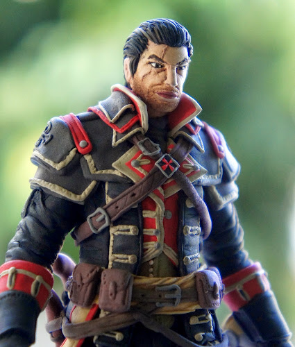 Shay Patrick Cormac Model Clay From Assassin's Creed Rogue