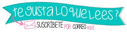 ¡Suscríbete a mi blog por correo electrónico! ¡Es muy sencillo!