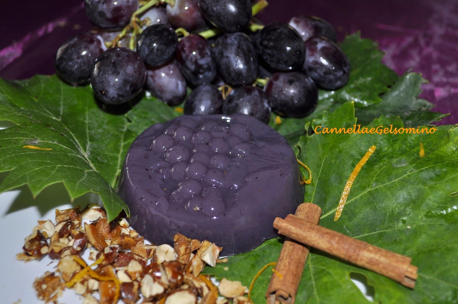 mostarda di mosto d'uva