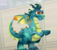 imagen del dragon tiny