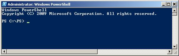 how to change hostname for server using powershell