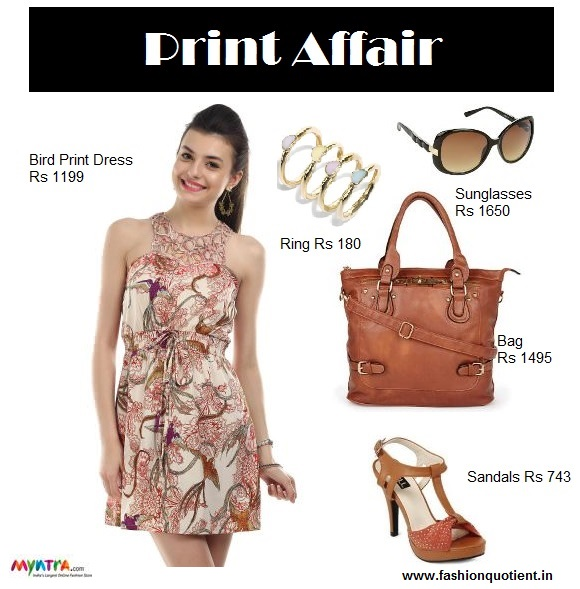 print on print outfits ,fashion trend 2013
