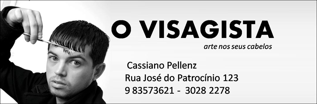 Cassiano Pellenz Estilista de cabelos