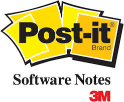 How to install Post-it 1