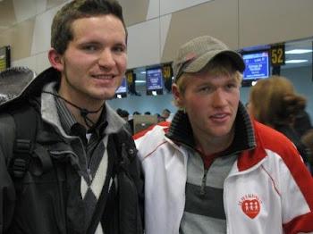 Daniel Wais y Christian Haardt