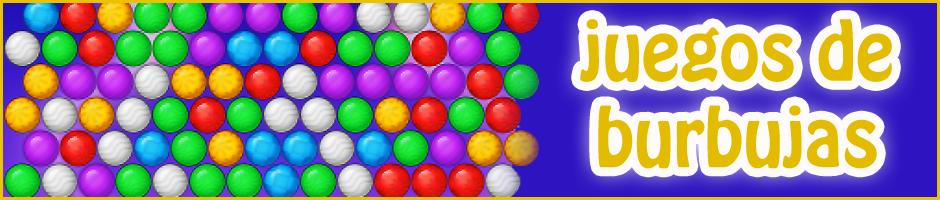 juegos de burbujas