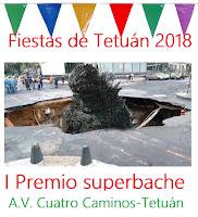 I Premio superbache Fiestas de Tetuán 2018