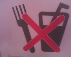 NO EATING ALLOWED IN GREECE