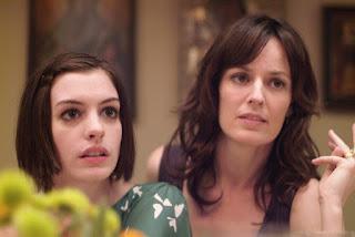 Kym e Rachel, personagens do filme estadunidense O casamento de Rachel