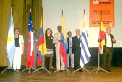 48° Encuentro Internacional de Poetas  Octubre de 2009