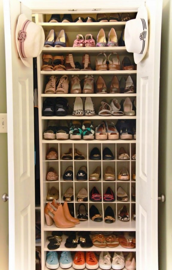 10 awesome shoe organizers do it yourself ideas and projects