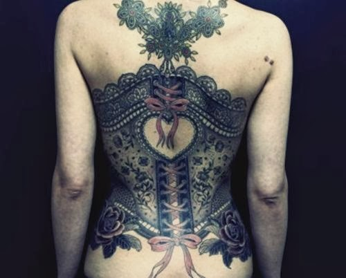 ... di bidang kreatif seperti penulis dan fotografer biasanya suka tato