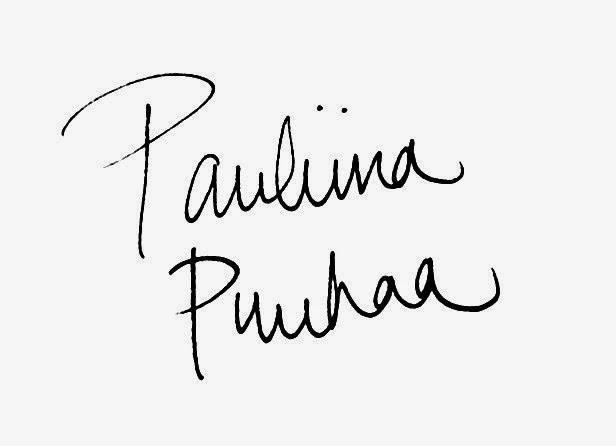 Pauliina puuhaa