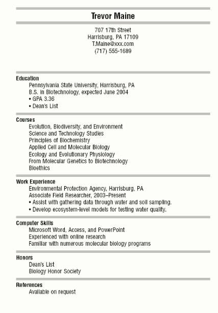 high school science teacher resume examples - Science Teacher Resume Examples