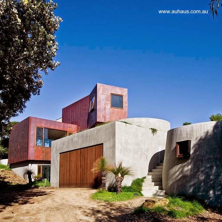 Casa residencial contemporánea en Victoria, Australia