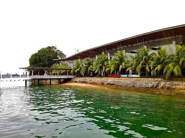 Batam Sekupang Ferry Terminal