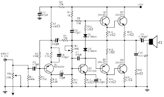 schematic-diagram-power-amplifier