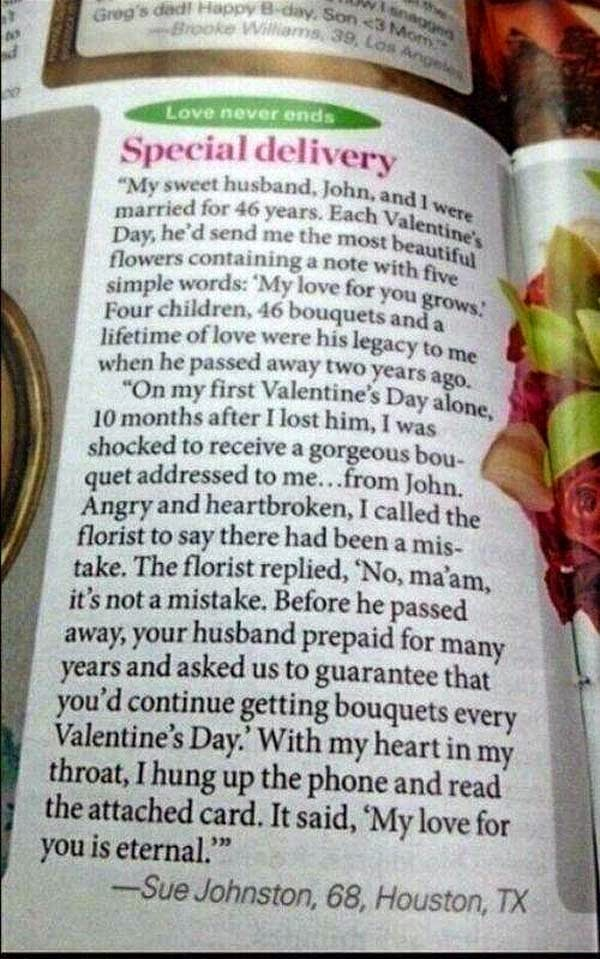 Best Valentine's Day Story Ever