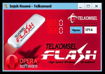Inject Telkomsel Resmi 19 September 2014